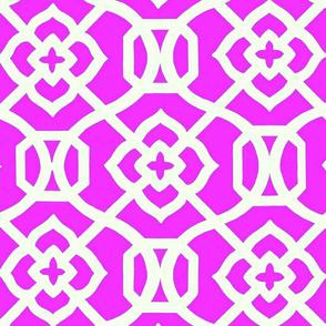 Moroccan_Lattice-_Bright_Pink___white
