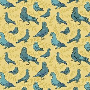 Vintage Pigeons