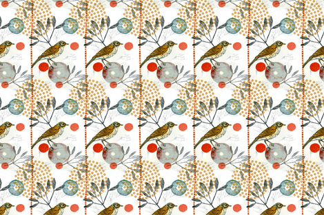 Ready to Fly fabric by meredith-macleod-artist on Spoonflower - custom fabric