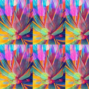 Cosmic Flowers VI