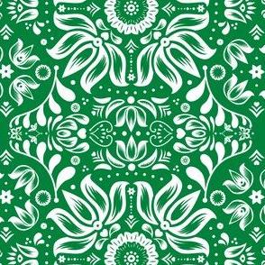 Folk Tale in Green