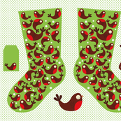 sew your own christmas stocking