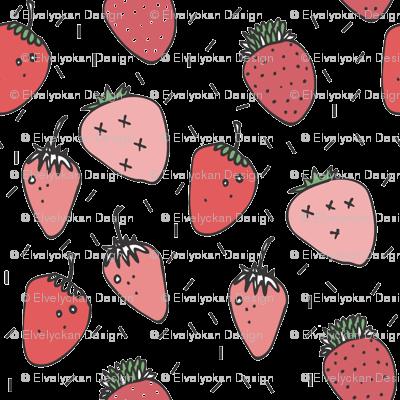 sweet berries & sprinkles - elvelyckan