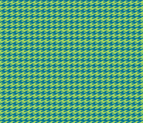 Katsushika 05 fabric by motifs_et_cie on Spoonflower - custom fabric