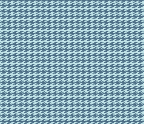 Katsushika 06 fabric by motifs_et_cie on Spoonflower - custom fabric