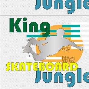 Skateboard Jungle