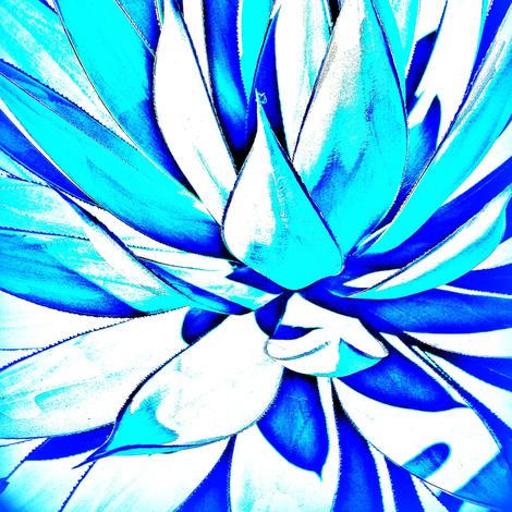 Desert Lily II fabric by bauden on Spoonflower - custom fabric