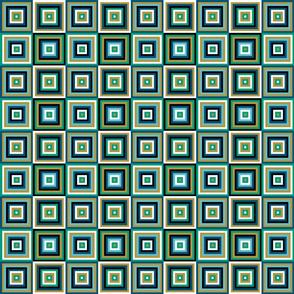 Moorish Squares