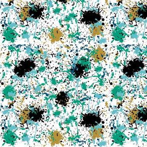 Moorish Splatters