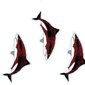Tiger_Shark Soft Toy