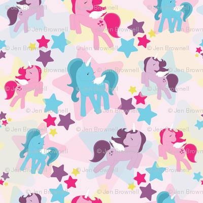 Bright Ponies