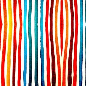 Beautiful rustic stripes-ed