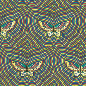 Butterfly Wave