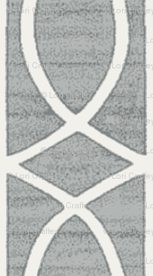 Regalia Geometric Ash Grey
