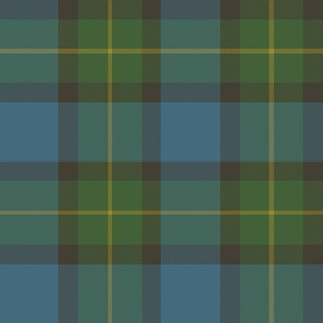 Sinclair of Ulbster tartan