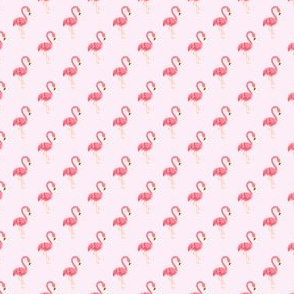 Preppy Flamingo Pink
