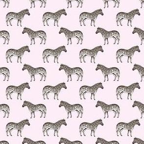 Preppy Zebra Pink