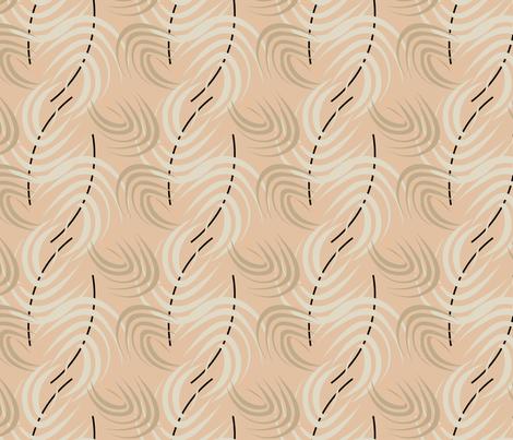 Flourish fabric by sharri on Spoonflower - custom fabric