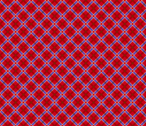 Best Schoolmate Plaid fabric by sparklepipsi on Spoonflower - custom fabric