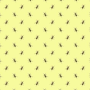 Preppy Ant Yellow