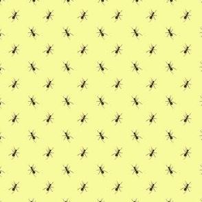 Preppy Ant Yellow