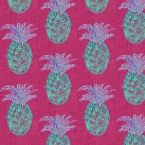pineapple fuchsia