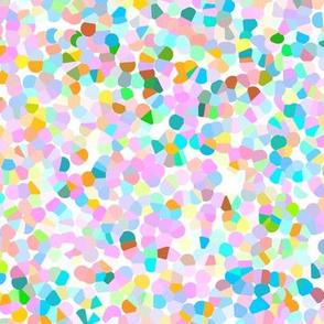 Confetti Rainbow Opal A