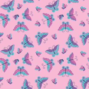 Papillon Light Pink
