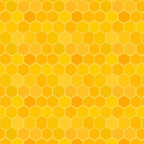 Warm Honeycomb