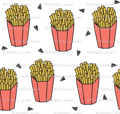 French Fries - Bittersweet by Andrea Lauren