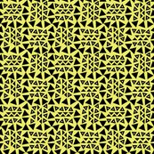 Tribal_triangles_green_background_with_white_triangle_middles_shop_thumb