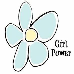 Girl Power - sky