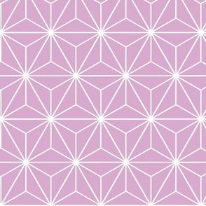 Stars flowerpink