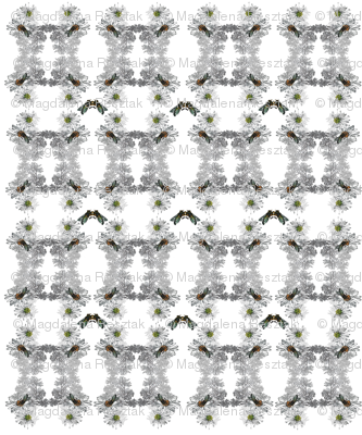Rrrspoonflower__bees_on_flowers_preview