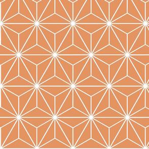 Stars orange