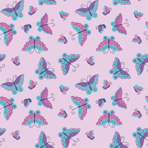 Papillon Lilac