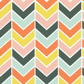 Cheerful Chevron