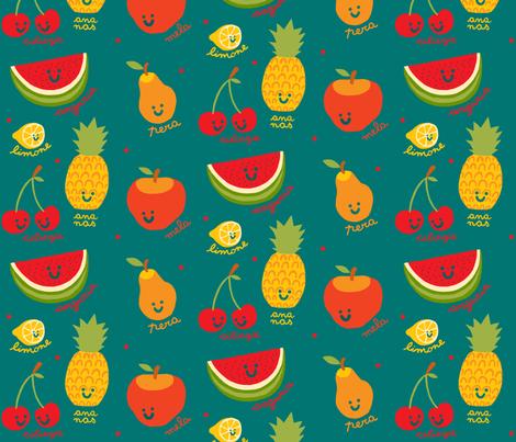 frutta_copy fabric by fra on Spoonflower - custom fabric