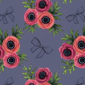 Floral Anemone Garden // Spring floral