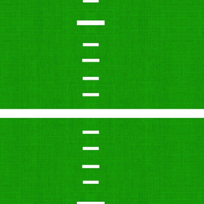 Football Field border
