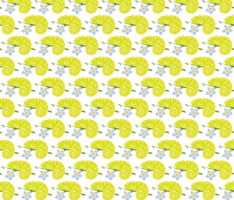 cameleon-ed 75% fabric by thelazygiraffe on Spoonflower - custom fabric