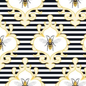 Bee Damasqueen
