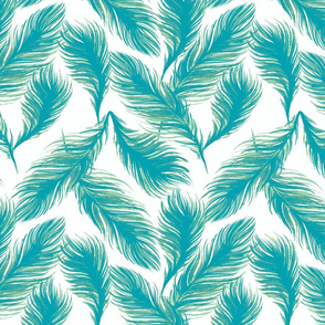 Feather Aqua-ch