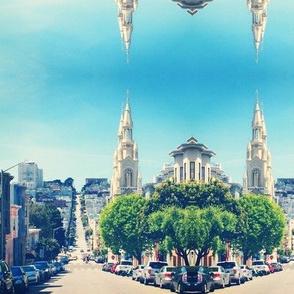 San Francisco Turquoise