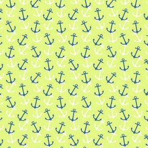 Anchors Away Chartreuse