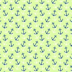 Anchors Away Spring
