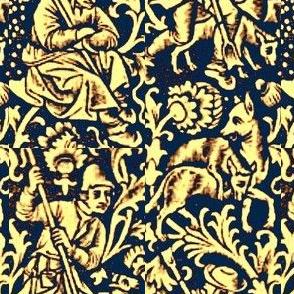 Shepherds Blue