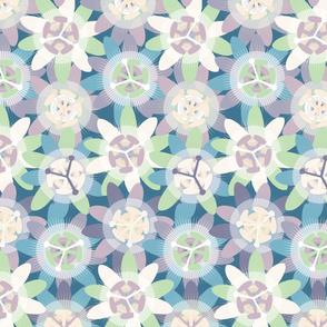 Passionflower - Blue-Violet