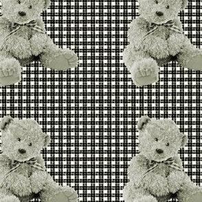 scruffy teddy-taupe