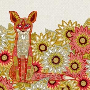 garden fox swatch